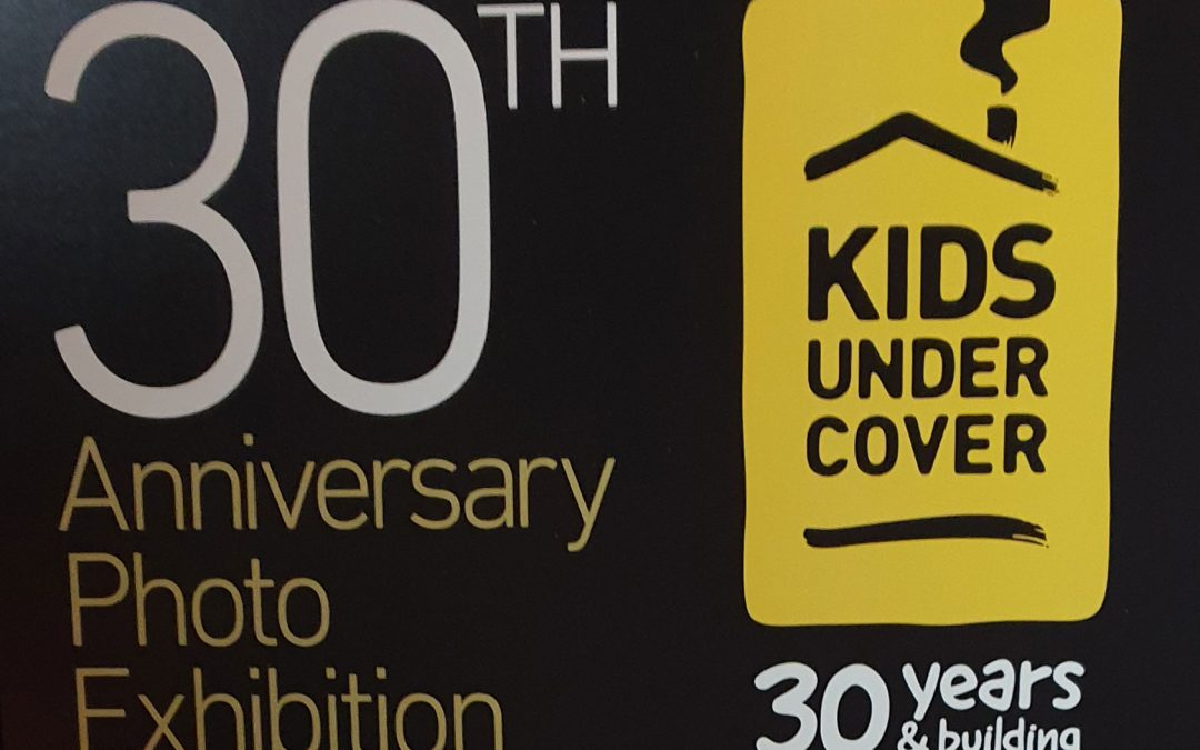 Kids Under Cover 30th Anniversary Photo Exhibition